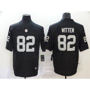 Jason Witten Black Jersey